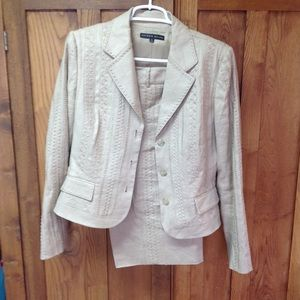 Women's suit by Antonio Melani